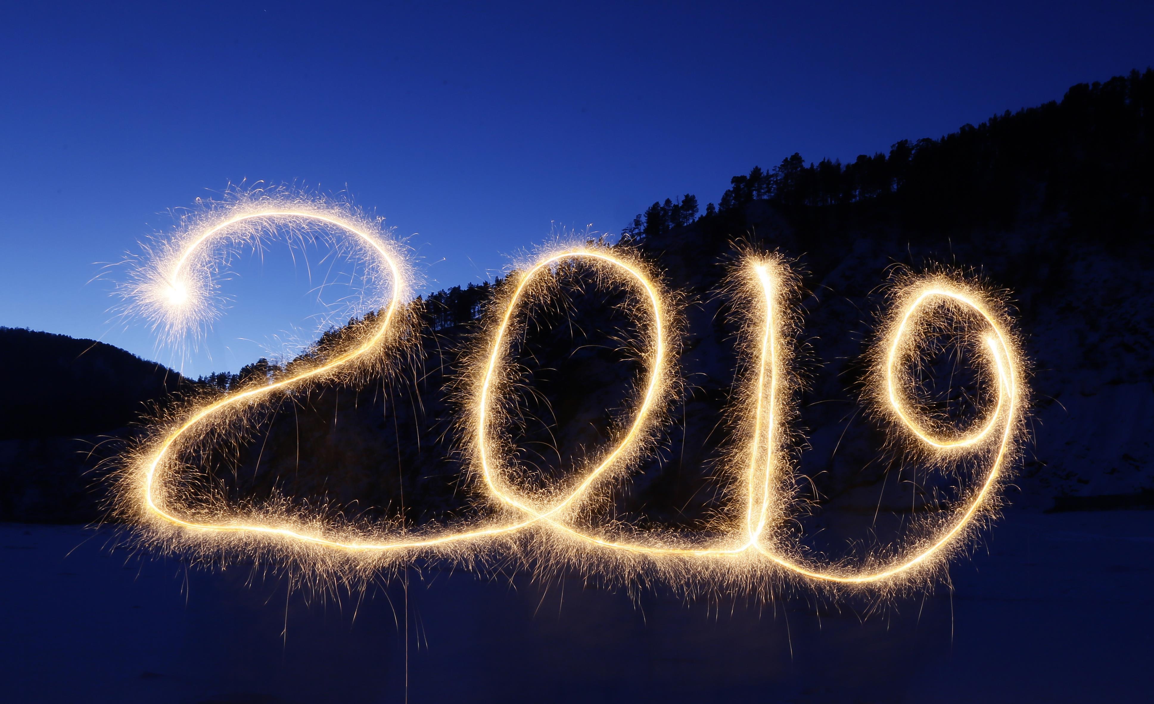 La New Years Eve 2018