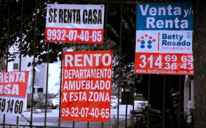 México. Familias sin dinero para pagar renta o crédito de vivienda