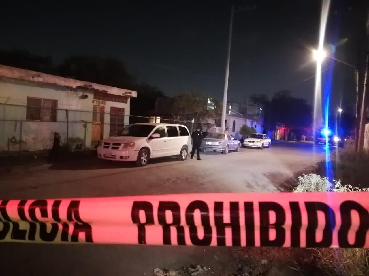 Ataque a balazos deja a un taxista y un mecánico heridos en la colonia Croc