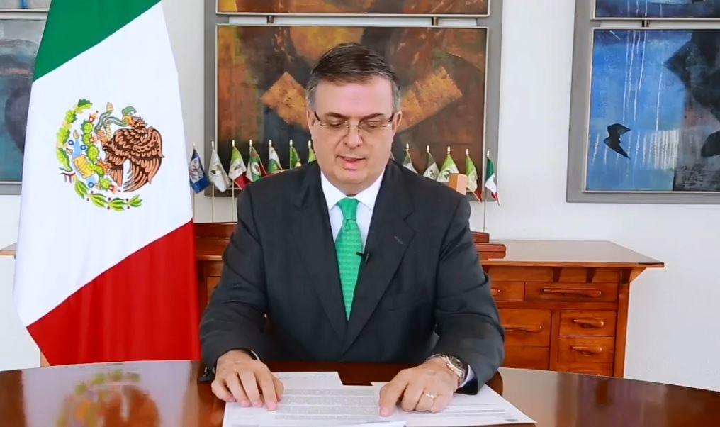 Si México no supo de 'Rápido y Furioso', EU violó soberanía: Ebrard en nota diplomática