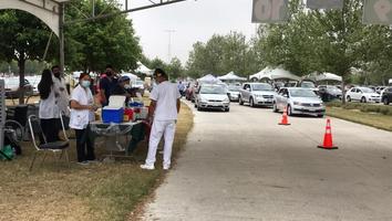Inicia segundo día de vacunación contra el Covid-19 en Monterrey y Guadalupe