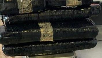 Decomisan seis kilos de droga en un operativo en Galeana