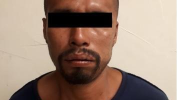 Un hombre fue detenido luego de robar ropa íntima de un tendedero