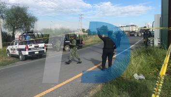 Ejecutan a mujer y dejan cuerpo en la autopista a Reynosa