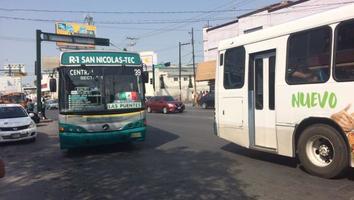 Pospone Estadoalza a tarifas en transporte público
