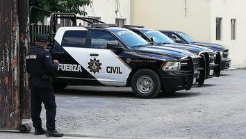 Toma Fuerza Civil el control de la seguridad en Juárez