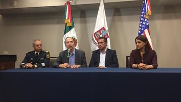 Pide Gobernadorpaciencia y confianza para combatir los homicidios