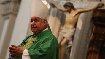 arzobispo Rogelio Cabrera