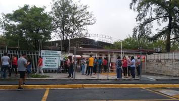 Roban más de 400 mil pesos en escuela de San Nicolás