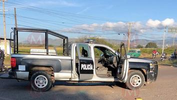 Atacan a policías municipales en Guanajuato; muere uno