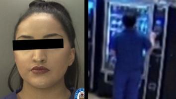Paciente muere y enfermera aprovecha para robarle su tarjeta y comprar papas fritas