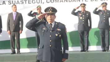 Renuncia el general Agustín Radilla a la Séptima Zona; va a la Sedena
