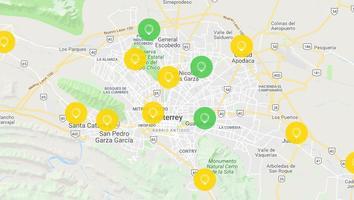 Escobedo, San Nicolás y Guadalupe presentan buena calidad del aire
