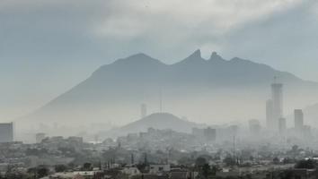 La zona poniente del área metropolitana registró un índice superior a los 140 imecas