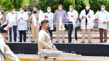 Da inicio Programa de Control de Dengue en Chiapas; en 2021 no se registran muertes