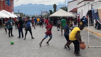 Comar recibe 91 solicitudes para asilo de haitianos en Monterrey