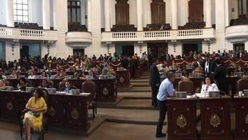 Congreso de CdMx aprueba dictamen de Guardia Nacional