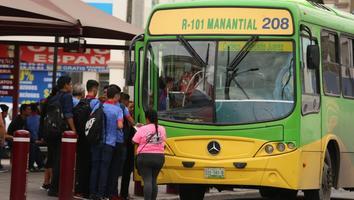 Estado mantiene en suspenso posible aumento al transporte público