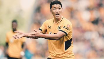 Hwang Hee-chan, jugador del Wolverhampton