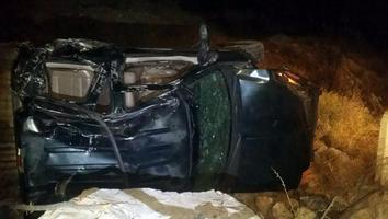 Choque en autopista a Durango deja tres muertos y 10 heridos