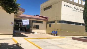 En Oaxaca, reportan 15 hospitales saturados tras la tercera ola de Covid-19