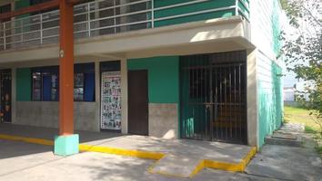 Robo escuela en Guadalupe