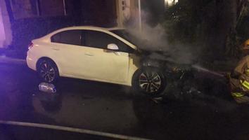 Incendio de autos en San Pedro se dio tras operativos contra narcomenudeo: alcalde