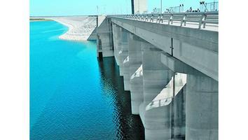 A tres días, México debe pagar la mitad de agua a EU