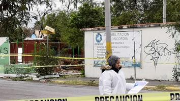 Enfrentamiento en AICM dejó 40 lesionados