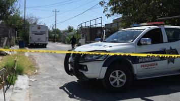 Ataque a balazos en Pesquería deja tres personas muertas y dos heridas