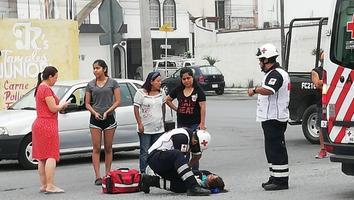 Atropellan a una mujer cuando intentaba cruzar una avenida en Solidaridad