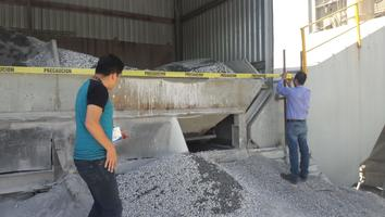 Cierran cementera en San Nicolás por generar contaminación en San Nicolás