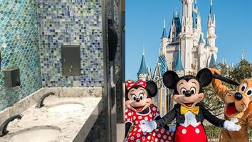 Disneyworld espejos
