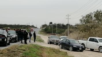 Ejecutan a cuatro hombres en Pesquería; encuentran restos en una brecha