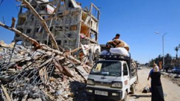 Invita la ONU a detener ataques a civiles en Siria