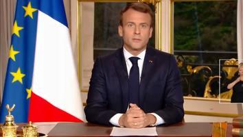 """Notre Dame será """"más bella"""", dice Macron; da plazo de 5 años para reconstrucción"""
