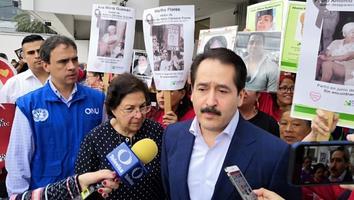 Promete Fiscal dar resultados a madres de personas desaparecidas