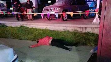 Joven fue asesinado a golpes por guardias de un bar