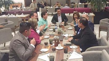 Candidatos a la alcaldía de Monterrey hacen pacto de civilidad