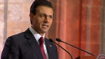 Peña Nieto llama a redoblar el paso en lucha contra la inseguridad