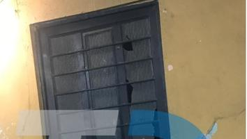 Atacan a balazos casa en Guadalupe