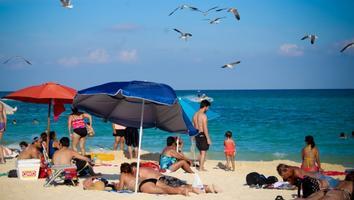 Playas mexicanas, aptas para el turismo