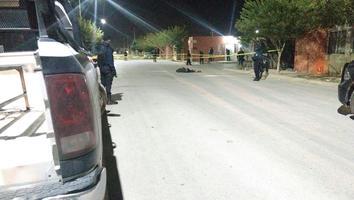 Enfrentamiento entre agentes y bandidos deja un muerto
