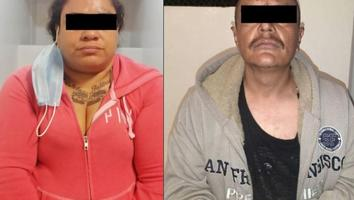 Detienen a pareja por posesión de drogas en la colonia Fama 4