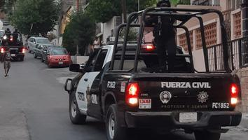 Se registra enfrentamiento entre agentes de Fuerza Civil y hombres armados en Monterrey