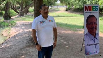 Presenta Andrés Mijes propuestas sobre medio ambiente