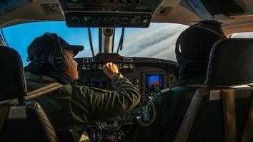 Para generar lluvias y controlar incendios, Sedena bombardea nubes en Coahuila y NL