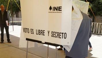 Legisladores piden al INE protocolos para evitar contagios de Covid-19 en elecciones