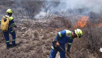 Alerta Protección Civilpor incendios en el Estado