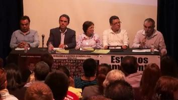 Presentan libro sobre desaparecidos en México